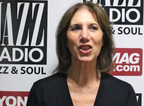 Martine Roure - JazzRadio/LyonMag