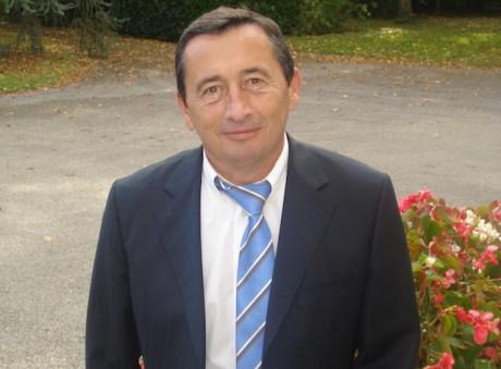 Olivier Eyraud - Photo du Groupe d'Union Républicaine des conseillers généraux de Droite