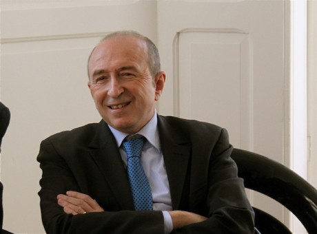 Gérard Collomb- Photo Lyonmag.com