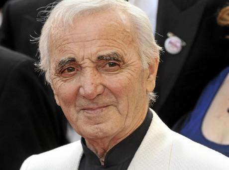 Charles Aznavour - DR