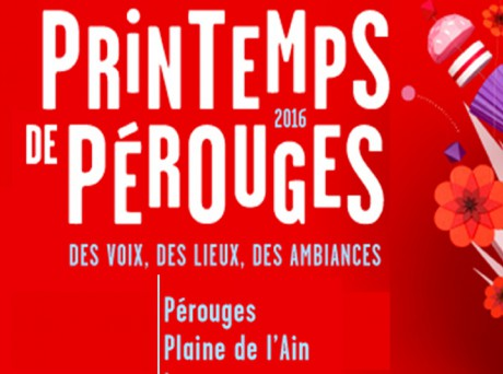 Printemps de Pérouges - DR