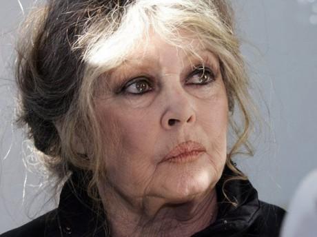 Brigitte Bardot - DR AFP