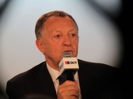 Jean-Michel Aulas - Photo Lyonmag.com
