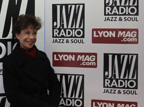 Véronique Colucci - JazzRadio/LyonMag