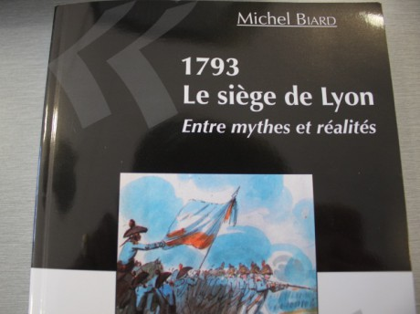 Michel Biard est professeur d'histoire du monde moderne et de la Révolution française à l'université de Rouen - LyonMag