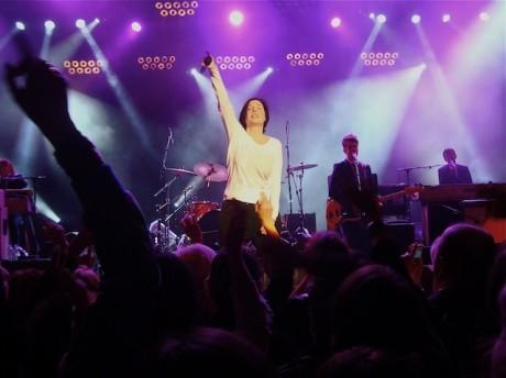 Texas lors de sa venue aux Nuits de Fourvière en 2011 - LyonMag