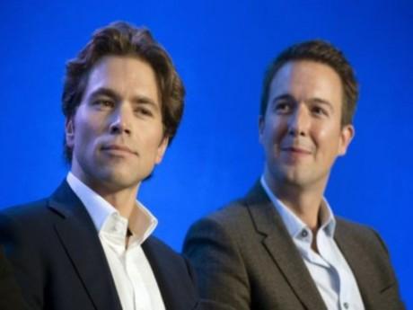 Les deux étaient annoncés, finalement seul Geoffroy Didier (à gauche) sera présent à Lyon - DR