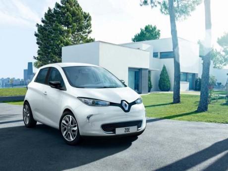 Dix Zoé circuleront bientôt dans les rues de Lyon - DR Renault
