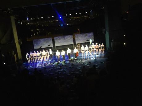 Standing ovation méritée pour la première mercredi soir - Lyonmag