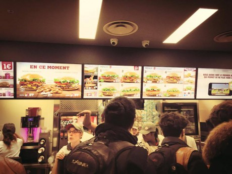 Le Burger King Confluence - LyonMag