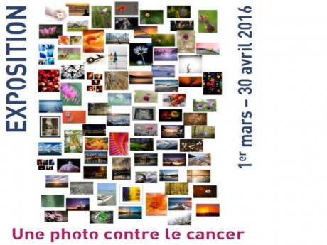 Une photo contre le cancer - DR