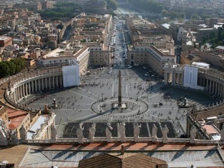 Le Vatican - DR