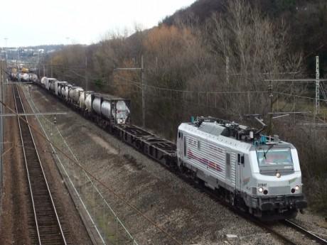 DR Trains en Vadrouille