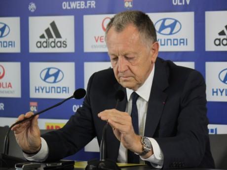 Jean-Michel Aulas prend ses responsabilités face à la LFP - LyonMag