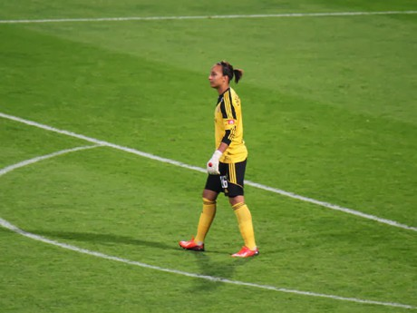 Sarah Bouhaddi - LyonMag