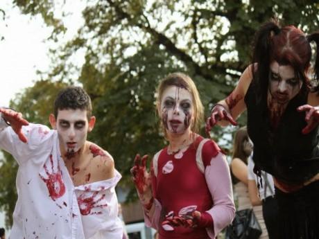 Gare à vous, les zombis envahissent Lyon ce week-end ! - LyonMag