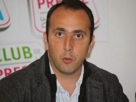 Renaud Pfeffer, le maire de Mornant - LyonMag