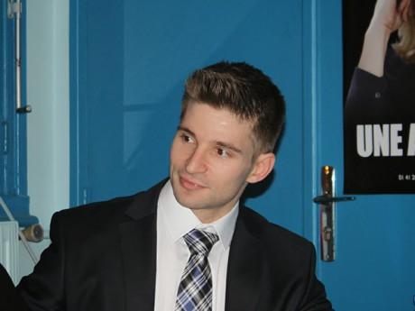 Damien Monchau, sans la barbe - LyonMag