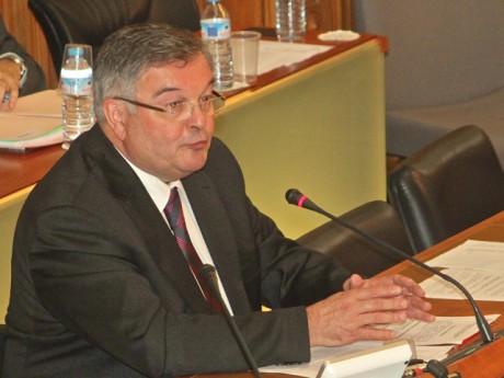 Michel Mercier, en lice pour retrouver son siège de sénateur le 28 septembre - LyonMag