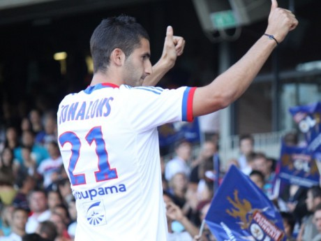 Maxime Gonalons - Photo LyonMag