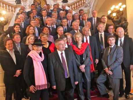 Les élus du Département - LyonMag