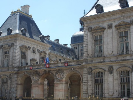 L'hôtel de ville - photo LyonMag