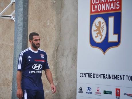 Lisandro Lopez à l'époque où il jouait à Lyon - LyonMag