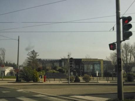Le campus brondillant de Lyon 2 - LyonMag