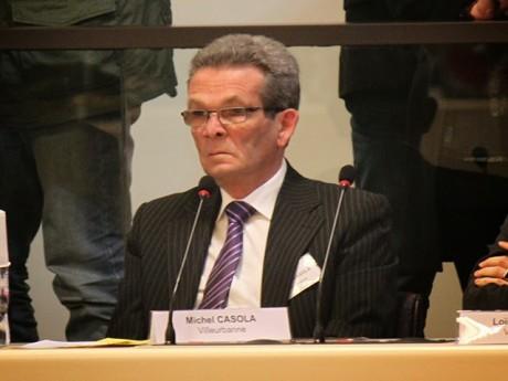 Michel Casola - LyonMag