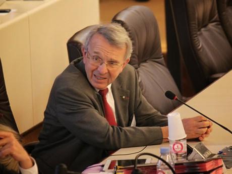Jean-Luc Da Passano est pourtant encore maire d'Irigny et vice-président à la Métropole - LyonMag