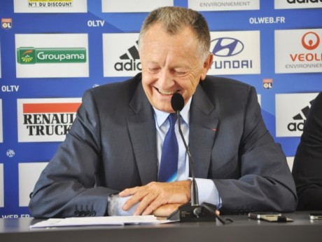Jean-Michel Aulas - Photo LyonMag