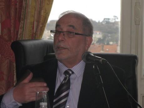Kamel Kabtane, le recteur de la Grande Mosquée de Lyon - Photo LyonMag