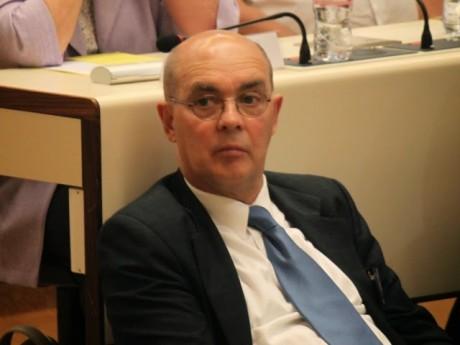 Le maire d'Albigny Jean-Paul Colin - LyonMag