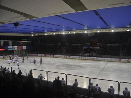 La patinoire Charlemagne de Lyon - LyonMag.com