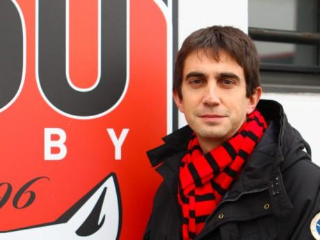 Yann Roubert, le président du LOU - LyonMag