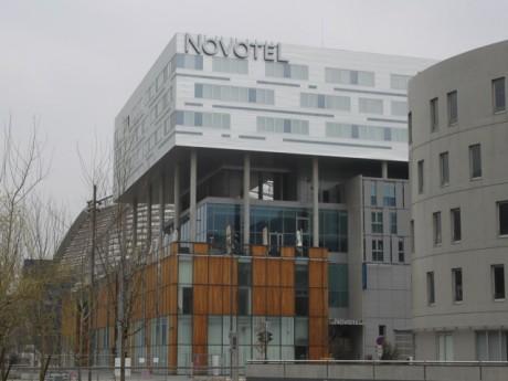 Novotel - LyonMag