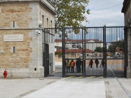 Le parc Sergent Blandan - LyonMag