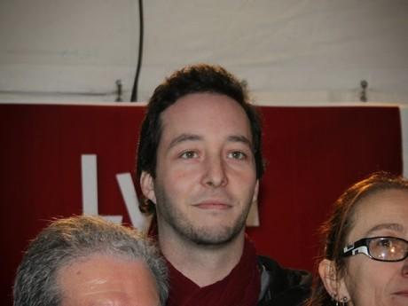 Raphaël Debu - Secrétaire Fédéral, PCF du Rhône