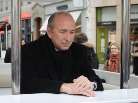 Gérard Collomb a une pensée pour les pompiers du Rhône en ce 1er mai - LyonMag