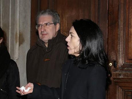Armand Creus (Ensemble) et Nathalie Perrin-Gilbert (GRAM) - LyonMag
