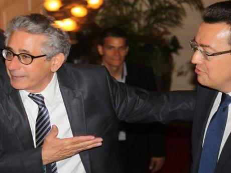 Claude Cohen et Philippe Cochet - LyonMag