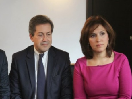 Georges Fenech et Nora Berra - LyonMag