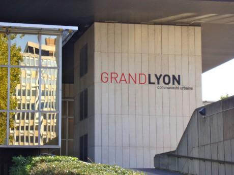 Les locaux de la Métropole de Lyon - LyonMag