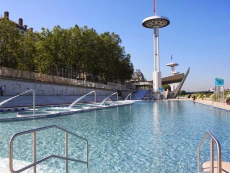 La piscine du Rhône devient le Centre nautique Tony Bertrand - LyonMag