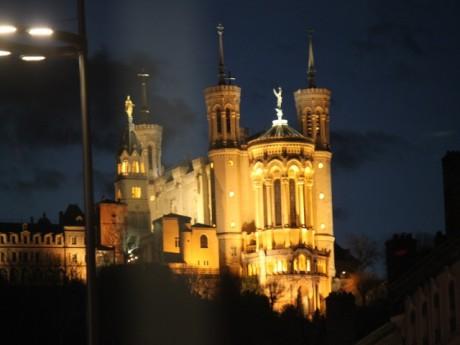 Basilique de Fourvière - Photo LyonMag
