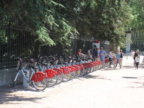 Station Velo'v - LyonMag
