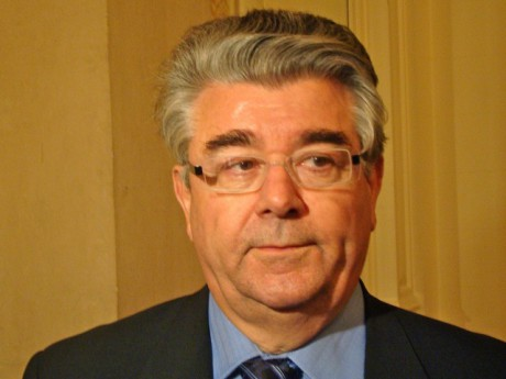 André Gerin - LyonMag