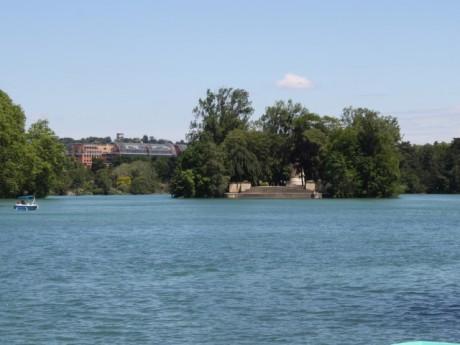 Lac du parc de la Tête d'Or-LyonMag