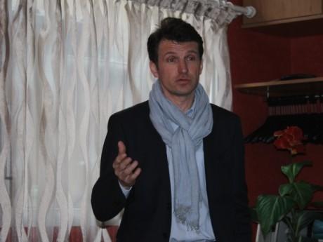 Stéphane Guilland, bientôt le nouveau patron de l'opposition à Lyon - LyonMag