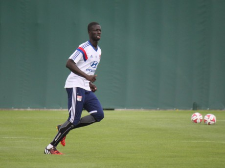Naby Sarr - Photo LyonMag.com